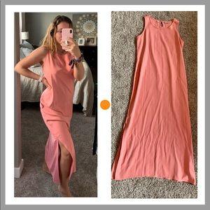 Tommy Bahama Silk Maxi Dress Size Medium NWOT